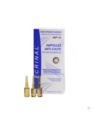 Ecrinal A/chutes Cheveux Anp2+ Amp 8x5ml4148078-20