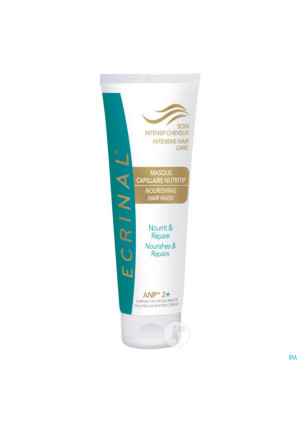 Ecrinal Masque Capillaire Nutritif Anp2+tube 125ml4148086-20