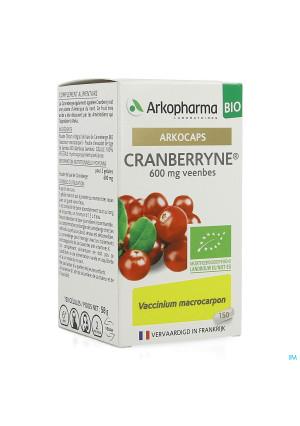Arkogelules Cranberryne Bio Caps 1504148532-20