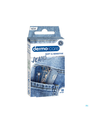 Dermo Care Jeans Pansement Strips 184149258-20