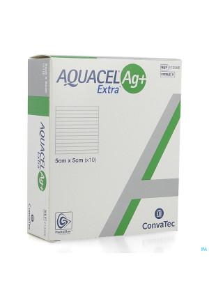 Aquacel Ag+ Extra 5 X 5cm 10 4135664151205-20