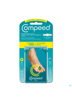 COMPEED CORS HYDRAT PANSEMENT 6 PC4154837-20