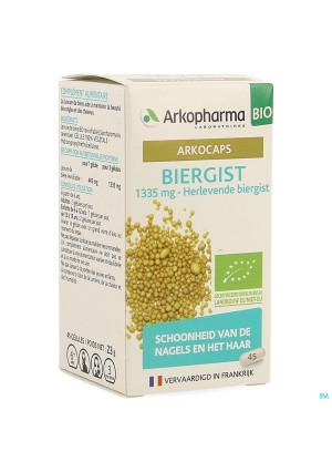 Arkogelules Levure Biere Bio Caps 454156881-20