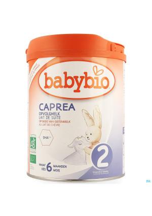 Babybio Caprea 2 Lait Chevre 800g4167458-20