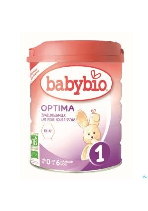 Babybio Optima 1 Lait Nourrissons 800g4167466-20