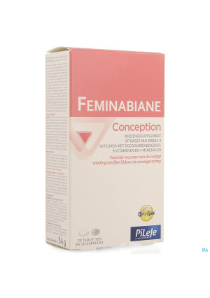 Feminabiane Conception Comp 30 + Caps 304176731-20