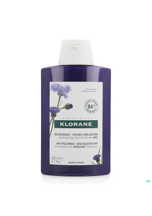 Klorane Capil. Sh Centauree Fl 200ml Nf4220786-20
