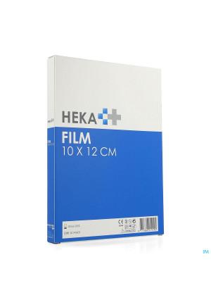 Heka Film Feuillet Plaie 10x12cm 54222568-20