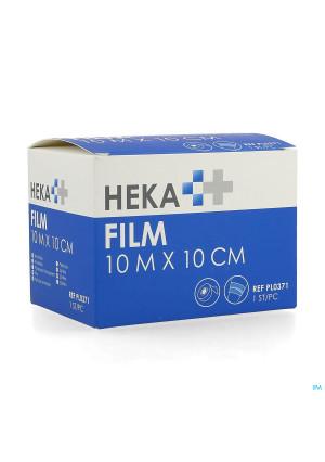 Heka Film Feuillet Plaie 10mx10cm 14222576-20