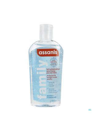 Assanis Gel Hydroalcoolique Flip Top 250ml4225918-20