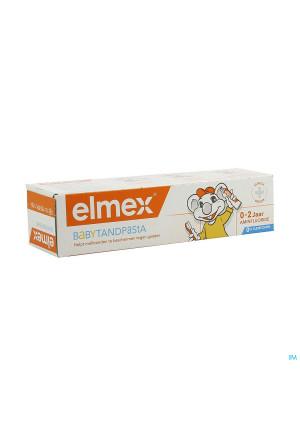 Elmex Dentifrice Baby 0-2a 50ml4229621-20
