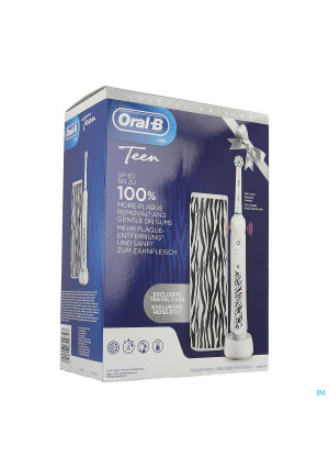 Oral B D601 Teens White + Travelcase Gratuit4234449-20