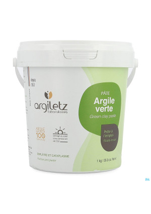 Argile Verte Pate 1kg4270955-20