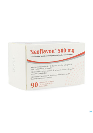 Neoflavon 500mg Comp Pell 904279006-20