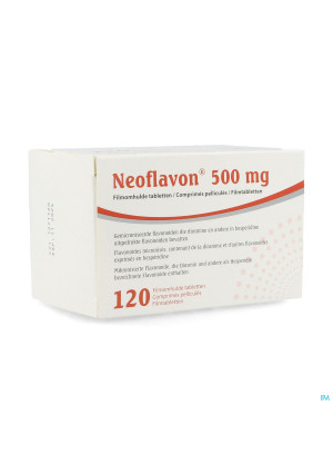 Neoflavon 500mg Comp Pell 1204279014-20