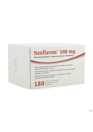 Neoflavon 500mg Comp Pell 1804279022-20