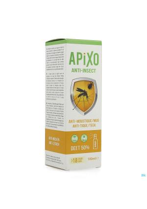 Apixo A/insect Deet 50% Spray 100ml4280293-20
