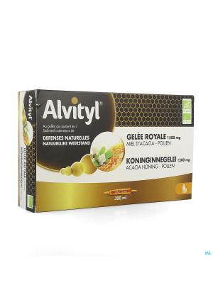 Alvityl Gelee Royale 20x15ml4281002-20
