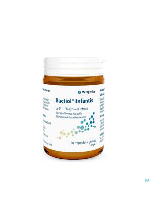 Bactiol Infantis Caps 30 28119 Metagenics4281614-20