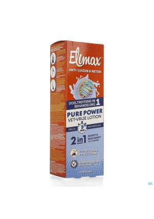 Elimax Pure Power Lot.non Gr.a/poux Lentes100ml Nf4283941-20