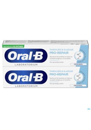 Oral-b Lab Pro-repair Original 2x75ml4312898-20