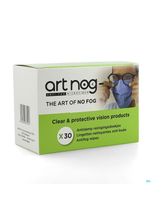 Artnog Lingettes A/buee 304336327-20