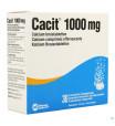 Cacit 1000 Tabl Efferv. Tube 30 X 1000mg1218460-02