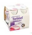 Fortimel Compact Fibre Fraise 4x125ml3047578-01