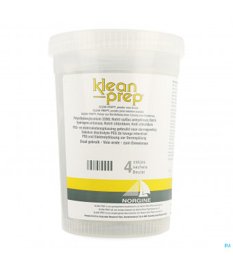 Klean Prep Shaker + 4 Zakjes Pulv1022011-30