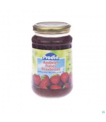 Prodia Jam Aardbeien + Fructose 370g 60901038314-31