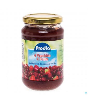 Prodia Jam 4 Vruchten + Fructose 370g 60951038355-31