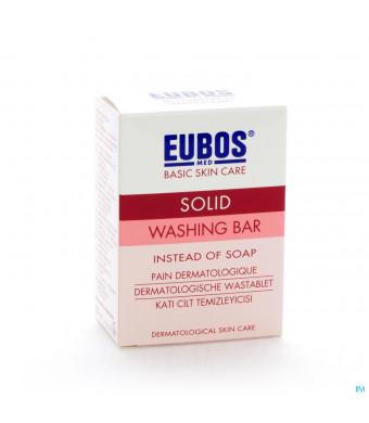 Eubos Compact Zeep Dermato Roze Parf 125g1123082-31