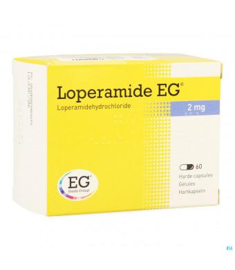 Loperamide Eg Caps 60x2mg1125293-32
