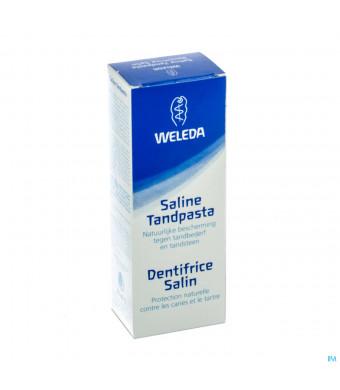 Weleda Tandpasta Saline Blauw 75ml1130269-31