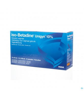 Iso Betadine Unigyn 5monodos+5canul1183748-31
