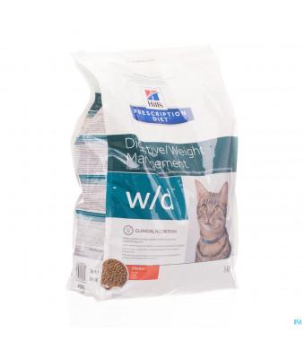Hills Prescrip.diet Feline Wd 5kg 4328m1184217-31