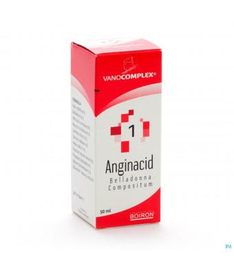 Vanocomplex N 1 Anginacid Gutt 50ml Unda1426519-31