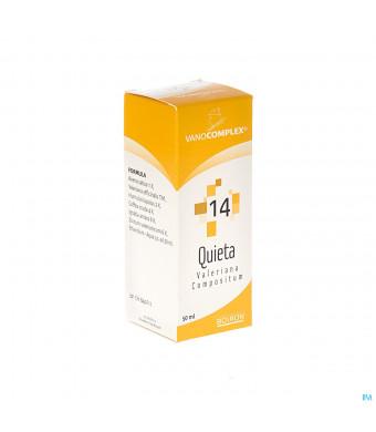 Vanocomplex N14 Quieta Gutt 50ml Unda1426568-31