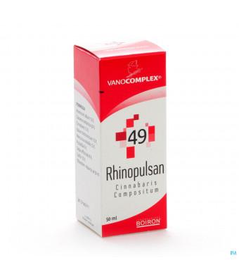 Vanocomplex N49 Rhinopulsan Gutt 50ml Unda1427087-32