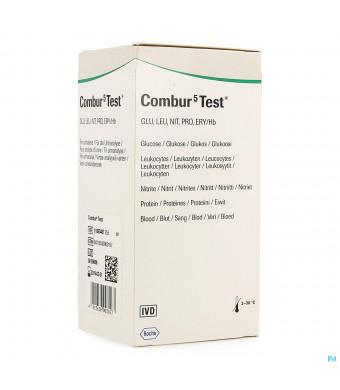 Combur 5 Test Strips 100 118934672551507334-31