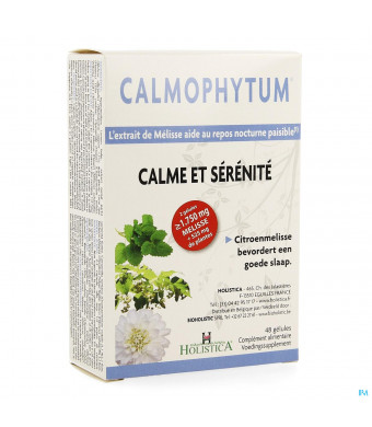 Calmophytum Gel 48 Holistica1510478-30