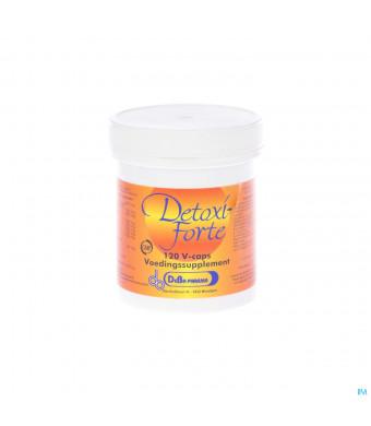 Detoxiforte V-caps 120 Deba1552595-32