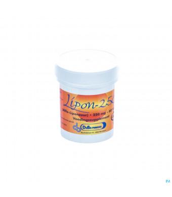 Lipon Caps 60x250mg Deba1552801-32