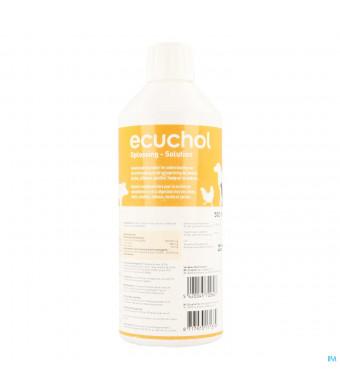 Ecuchol Oplossing Oraal 500ml1553189-31