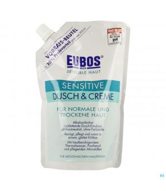 Eubos Creme Douche Sensitive Refill 400ml1556810-31