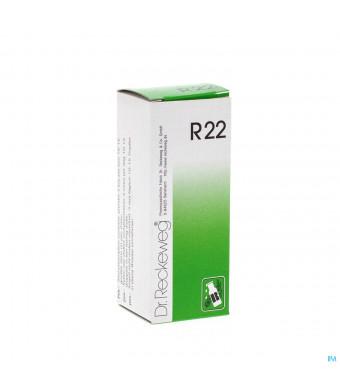 Reckeweg Dr. R22 Gutt 50ml1561521-31