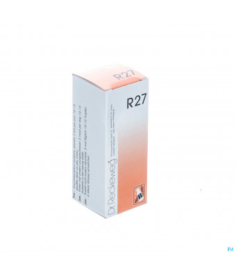 Reckeweg Dr. R27 Gutt 50ml1561570-31