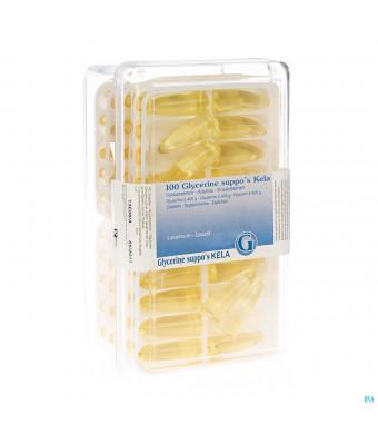 Glycerine Kela Pharma Supp Ad 1001586387-31