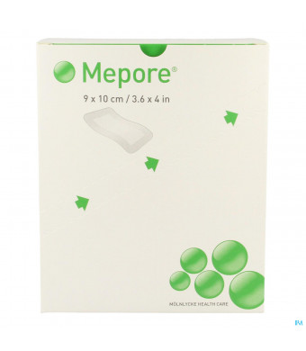 Mepore Cp/ Kp Ster 9x10cm 50 6709001599653-30