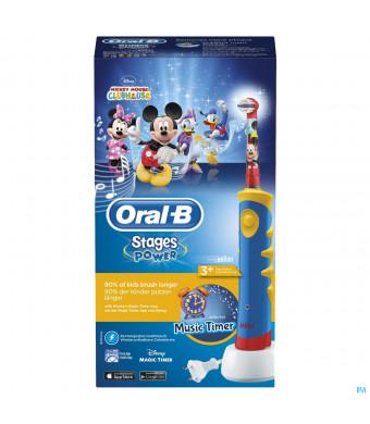 Oral B Plak Control D10511 Mickey Blue1697192-31